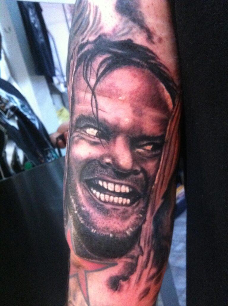 Jack Torrance (Nicholson