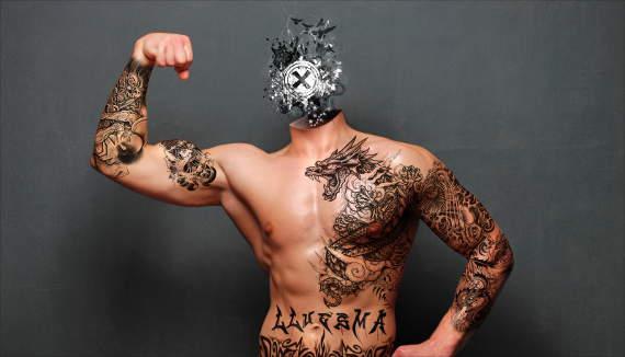 Seriously Badass Tribal Tattoo Ideas